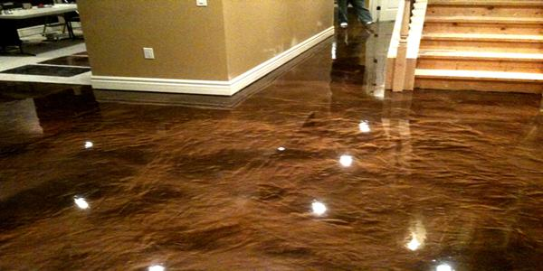 Moon Decorative Concrete Creating An Exotic Look In Your