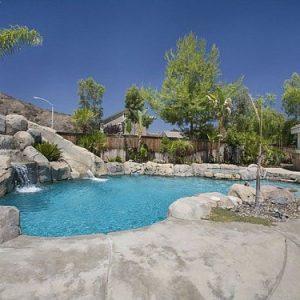Saltwater pool deck sealer<