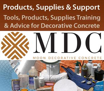 Moon Decorative Concrete Shop