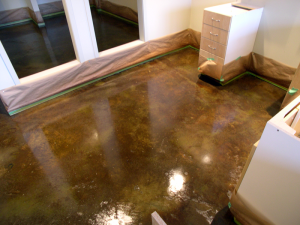 Moon Decorative Concrete Expert Tips For Preparing A