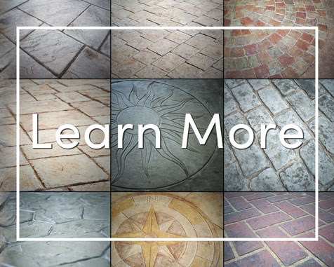 TYPES OF DECORATIVE CONCRETE